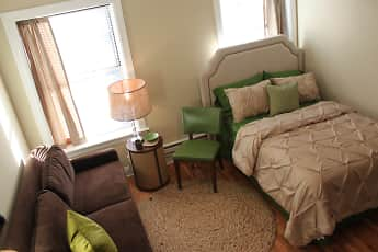 Bedroom, 1632 W. Belmont, 0