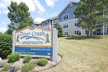Community Signage, Door Creek, 2