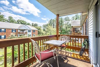 Patio / Deck, Pinewood Village Apartments, 0