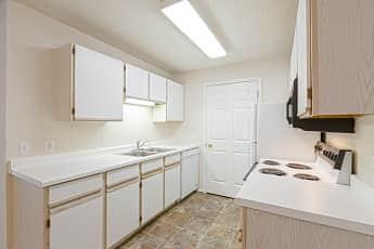 Kitchen, Carrington Court Apartments, 1