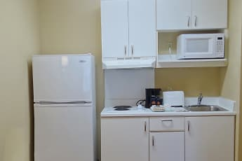 Kitchen, Furnished Studio - Wilkes-Barre - Hwy. 315, 1