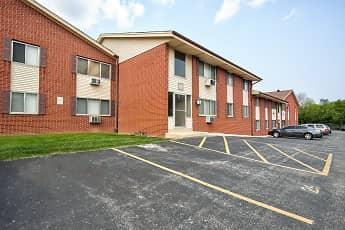 Building, Mayfair Apartment Homes, 0
