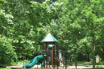 Playground, Riverview Apartments, 2