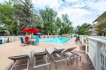 Pool, Buffalo Canyon Apartments, 0