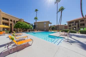 Pool, Zona Rio Apartments, 1
