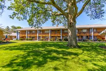 Building, Cody Park, 0