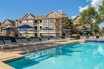 Pool, The Estates at Tanglewood Apartments, 0