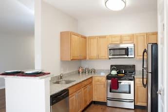 Kitchen, Village At Merritt Park, 1