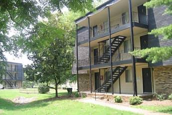 Building, Rothwood Apartments, 0