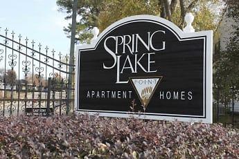 Community Signage, Spring Lake Point, 2