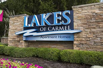 Community Signage, Lakes Of Carmel, 0