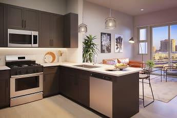 Jade Apartments, 1