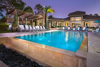 Pool, Creekfront at Deerwood, 0