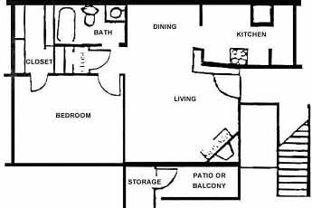 Hemingway House Apts, 0