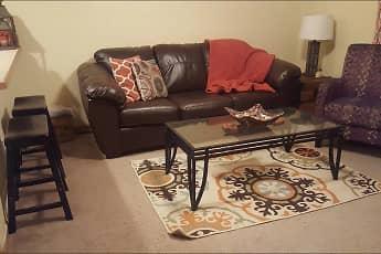 Living Room, Woodfall Villas, 1