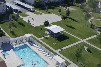 Pool, Cascade Springs, 2