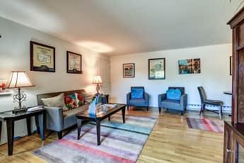 Living Room, Kimberwyck Village, 1