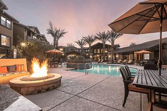 Pool, One North Scottsdale, 0