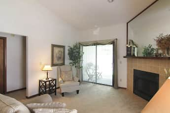 Living Room, Apartments At Jefferson Square-Units of First Coast Properties Limited, 0