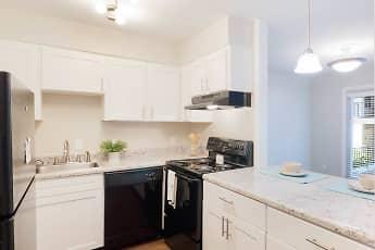 Kitchen, Riverside North, 0