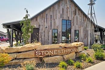Community Signage, Stonesthrow Residences, 0