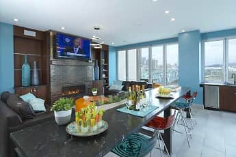 Clubhouse, Aqua on the Levee, 1