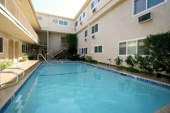 Pool, Esplanade Apartments, 0