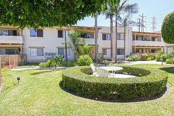 Courtyard, San Carlos, 0