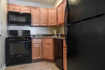 Kitchen, Oakland Hills, 1