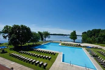 Pool, Salem Harbour Riverfront Resort, 2