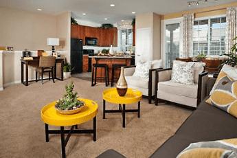 Living Room, Homecoming at Terra Vista, 0