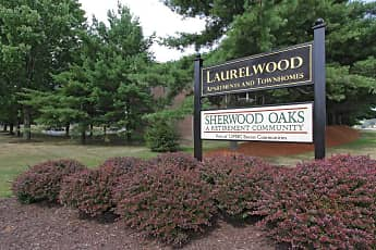 Community Signage, Laurelwood Apartments and Townhomes, 2