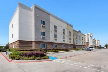 Building, Furnished Studio - Houston - IAH Airport, 1