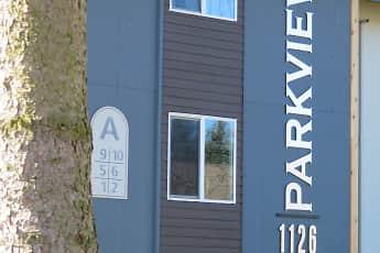 Community Signage, Parkview, 0