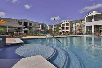 Pool, Mariposa Apartment Homes at Pecan Park Senior Living (Senior Living 55+), 0