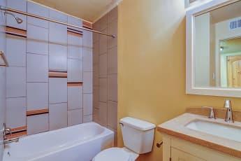 Bathroom, The Q @ Vassar North, 2