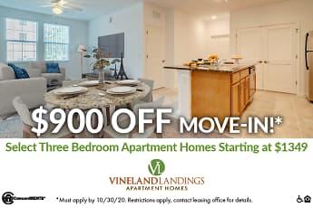 Vineland Landings Apartments, 0