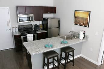Kitchen, The Ridge at Gainesville - Per Bed Lease, 0