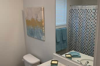 Bathroom, Grand Pacific Apartments, 2