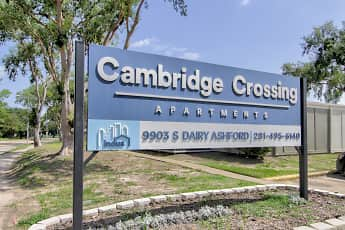 Community Signage, Huntington Village and Cambridge Crossing, 2