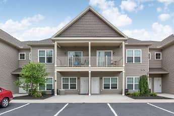 Building, Riverhouse Apartments, 0