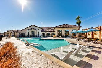 Pool, Palo Alto Apartments, 0