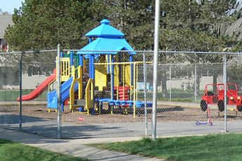 Playground, Park Drive Manor Apartments, 2