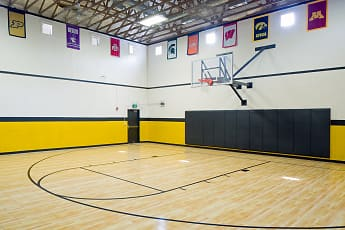 Fitness Weight Room, Hawks Ridge - Per Bed Lease, 2