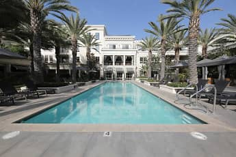 Pool, The Americana at Brand Luxury Apartments, 0