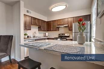 Kitchen, Indigo Apartment Homes, 0
