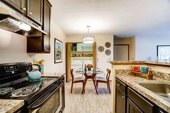 Kitchen, Cedar Trace, 1