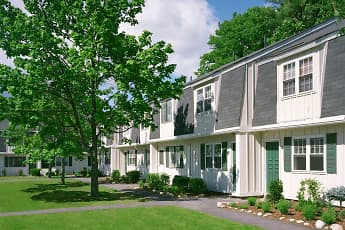 Building, Parke Place Townhomes, 0