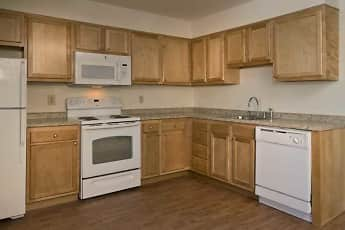 Kitchen, Parkwood Village Apartments, 0