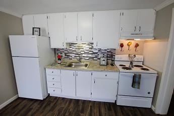 Kitchen, Stewart Way, 0